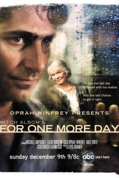 Caratula, cartel, poster o portada de For One More Day