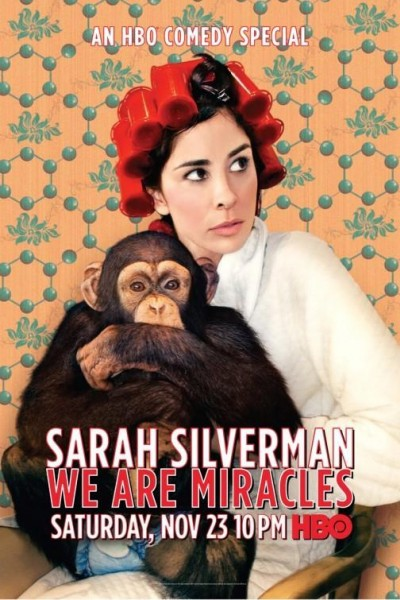 Caratula, cartel, poster o portada de Sarah Silverman: We Are Miracles