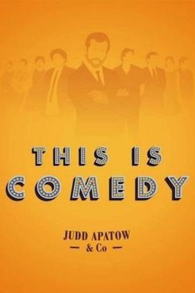 Caratula, cartel, poster o portada de This is Comedy