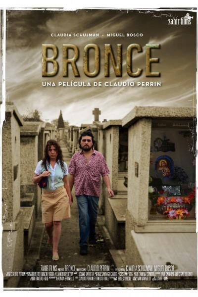 Caratula, cartel, poster o portada de Bronce