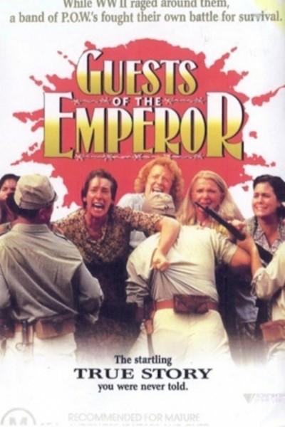 Caratula, cartel, poster o portada de Huéspedes del emperador