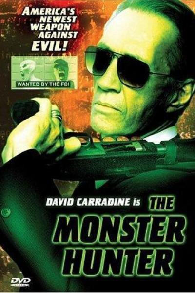 Caratula, cartel, poster o portada de Natural Selection (The Monster Hunter)