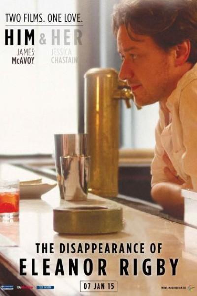Caratula, cartel, poster o portada de La desaparición de Eleanor Rigby: Él