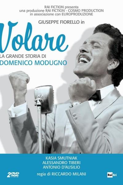 Caratula, cartel, poster o portada de Volare - La grande storia di Domenico Modugno