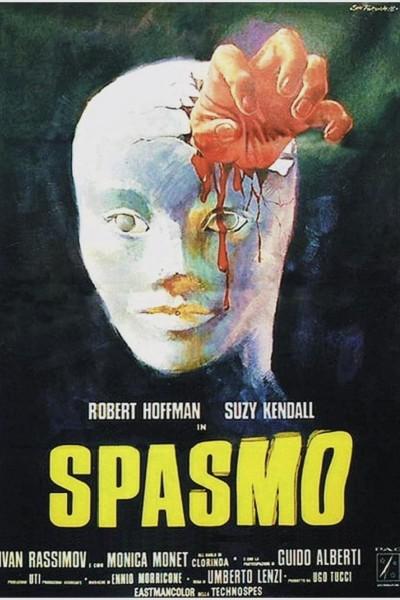 Caratula, cartel, poster o portada de Spasmo