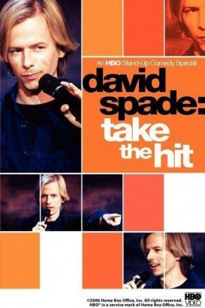 Caratula, cartel, poster o portada de David Spade: Take the Hit
