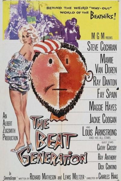Caratula, cartel, poster o portada de The Beat Generation