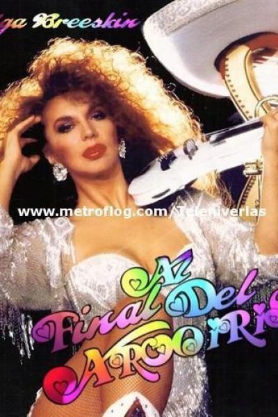 Caratula, cartel, poster o portada de Al final del arco iris