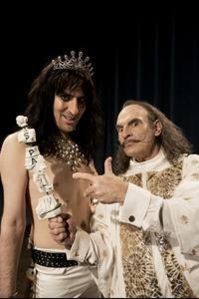 Caratula, cartel, poster o portada de Mitos urbanos: Dalí y Cooper