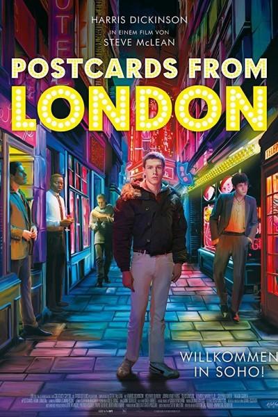 Caratula, cartel, poster o portada de Postcards from London