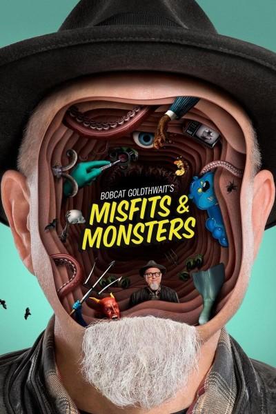 Caratula, cartel, poster o portada de Bobcat Goldthwait\'s Misfits & Monsters