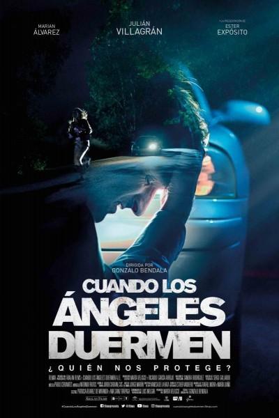 Caratula, cartel, poster o portada de Cuando los ángeles duermen