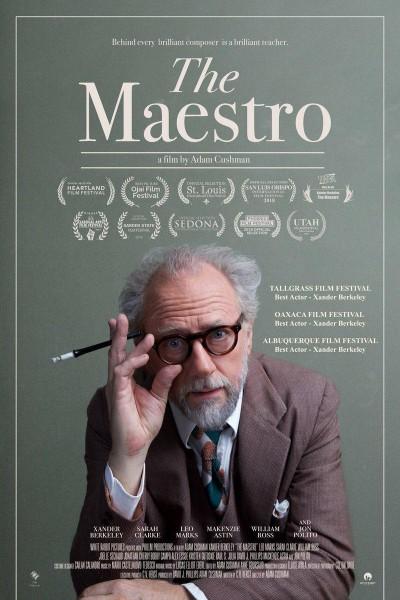 Caratula, cartel, poster o portada de The Maestro