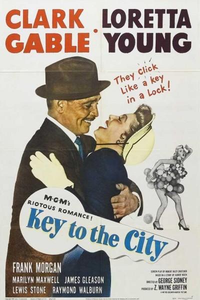 Caratula, cartel, poster o portada de Las llaves de la ciudad