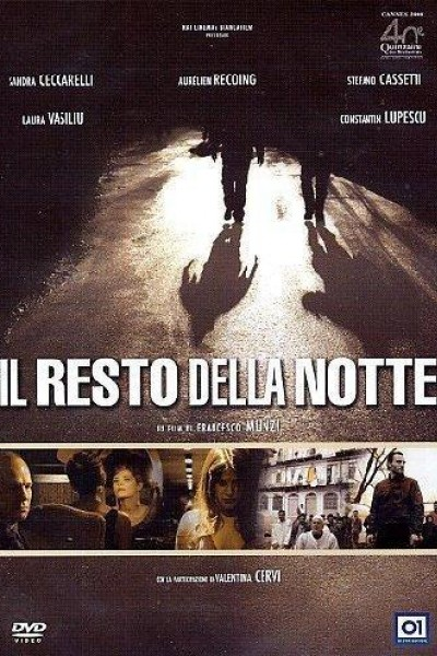 Caratula, cartel, poster o portada de Il resto della notte