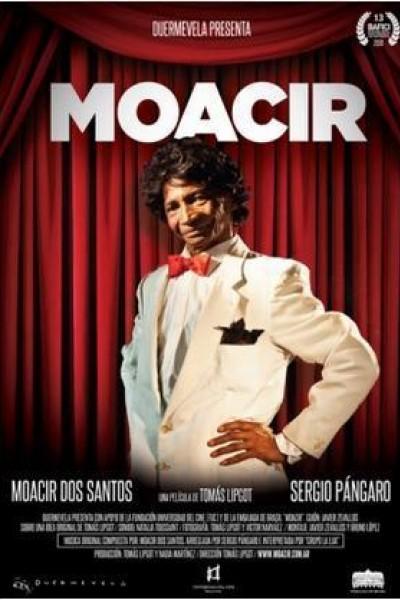 Caratula, cartel, poster o portada de Moacir