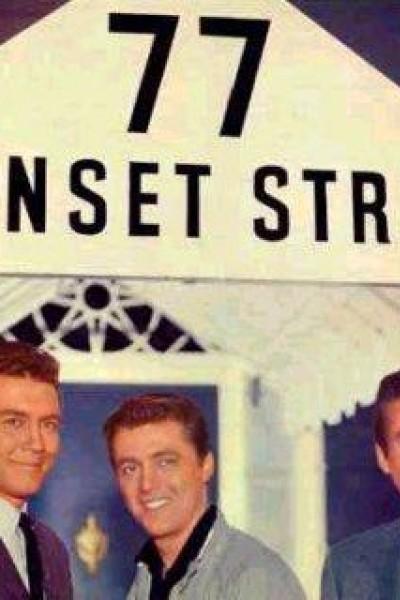 Caratula, cartel, poster o portada de 77 Sunset Strip