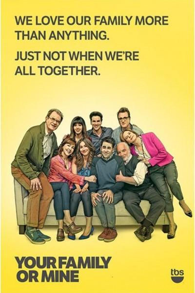Caratula, cartel, poster o portada de Your Family or Mine