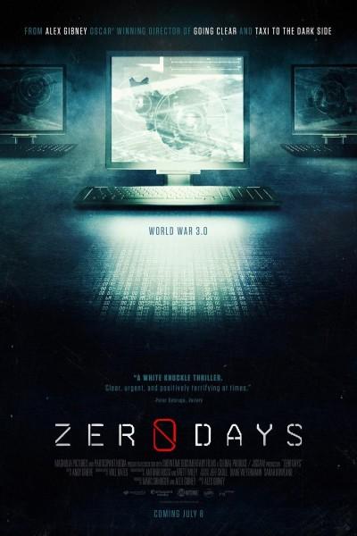 Caratula, cartel, poster o portada de Zero Days