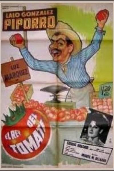 Caratula, cartel, poster o portada de El rey del tomate