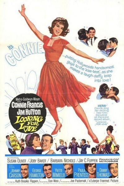Caratula, cartel, poster o portada de Looking for Love