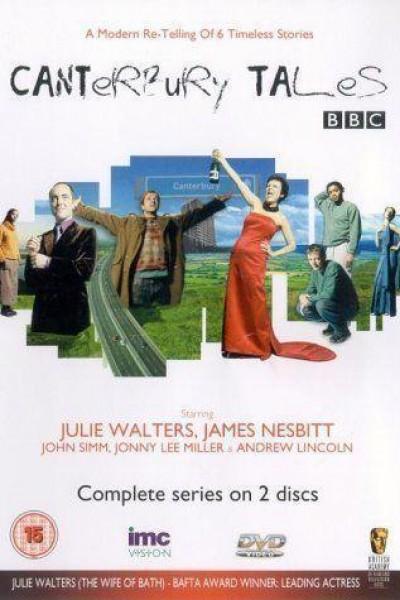 Caratula, cartel, poster o portada de Canterbury Tales