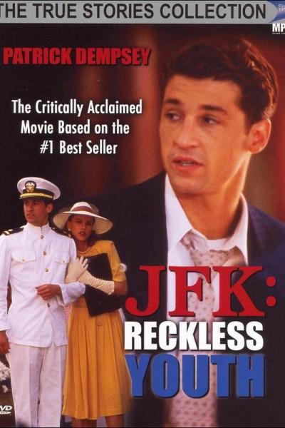 Caratula, cartel, poster o portada de J.F.K.: una juventud rebelde