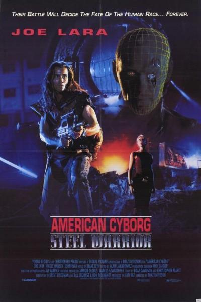 Caratula, cartel, poster o portada de American Cyborg: El guerrero de acero