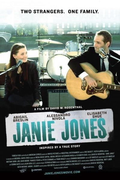 Caratula, cartel, poster o portada de Janie Jones
