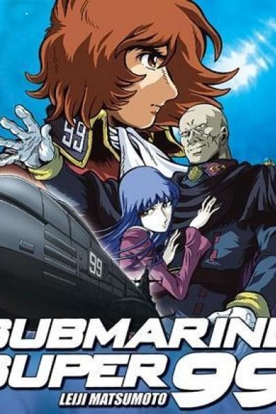 Caratula, cartel, poster o portada de Submarine Super 99