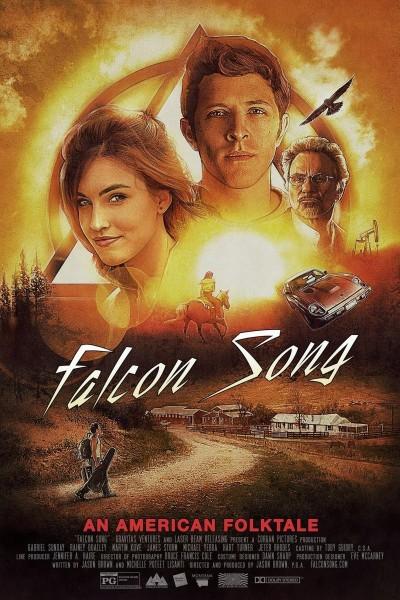 Caratula, cartel, poster o portada de Falcon Song