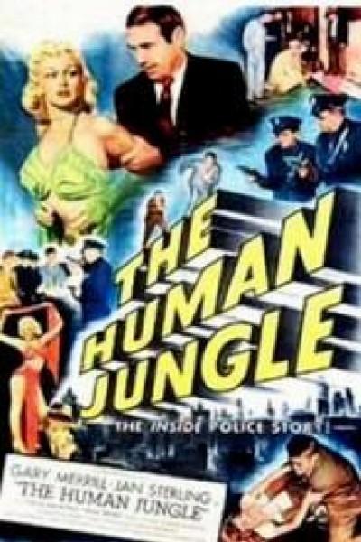 Caratula, cartel, poster o portada de The Human Jungle