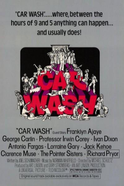 Caratula, cartel, poster o portada de Car Wash: Un mundo aparte