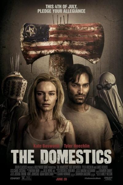 Caratula, cartel, poster o portada de The Domestics