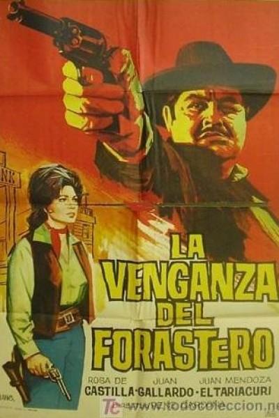 Caratula, cartel, poster o portada de El jinete justiciero en \'Retando a la muerte\'