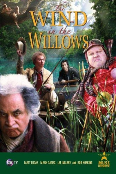 Caratula, cartel, poster o portada de The Wind in the Willows