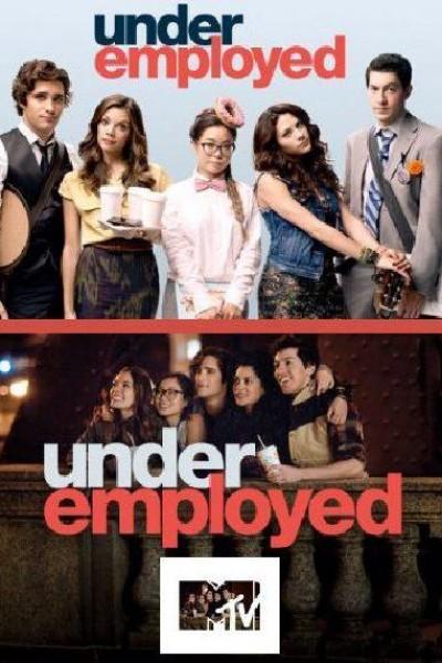 Caratula, cartel, poster o portada de Underemployed