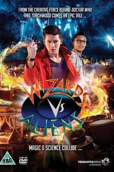 Caratula, cartel, poster o portada de Wizards vs. Aliens