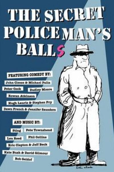 Caratula, cartel, poster o portada de The Secret Policeman\'s Ball