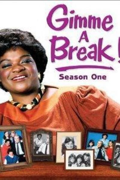 Caratula, cartel, poster o portada de Gimme a Break!