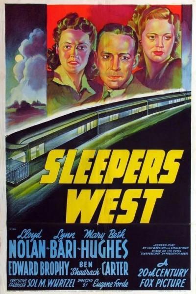 Caratula, cartel, poster o portada de Sleepers West