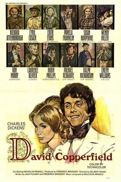 Caratula, cartel, poster o portada de David Copperfield