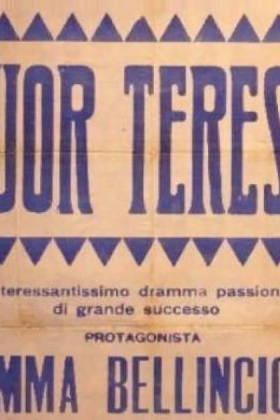 Caratula, cartel, poster o portada de Sor Teresa
