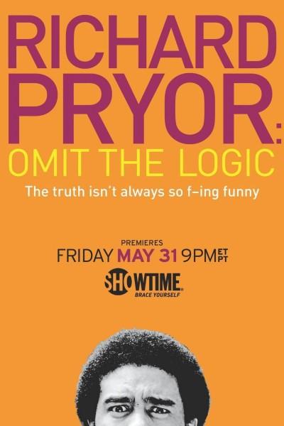 Caratula, cartel, poster o portada de Richard Pryor: Omit the Logic