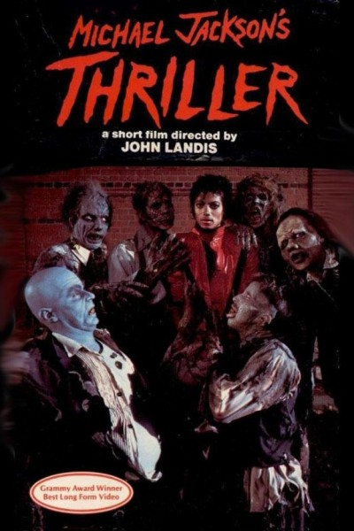 Caratula, cartel, poster o portada de Michael Jackson\'s Thriller