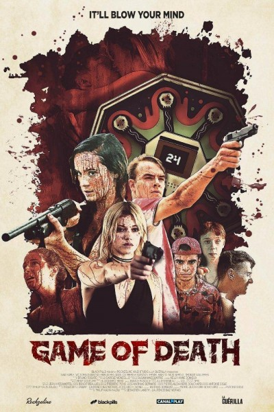 Caratula, cartel, poster o portada de Game of Death