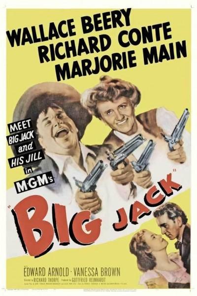 Caratula, cartel, poster o portada de Big Jack