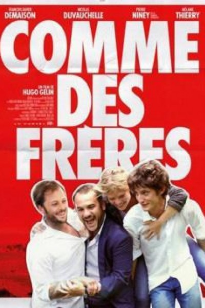 Caratula, cartel, poster o portada de Comme des frères