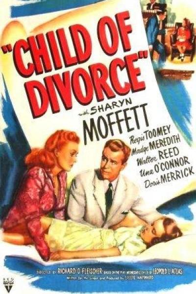 Caratula, cartel, poster o portada de Hija del divorcio
