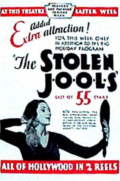 Caratula, cartel, poster o portada de The Stolen Jools